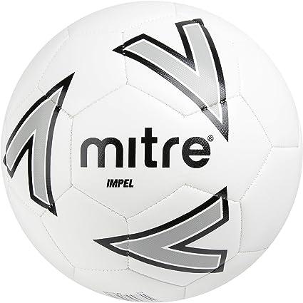 Mitre Impel Balón de Fútbol de Entrenamiento, Unisex Adulto ...