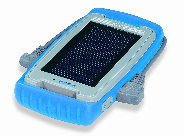 Amazon.com: Brunton Freedom Solar Panel and 2200 mAh Battery (Black):  Sports & Outdoors
