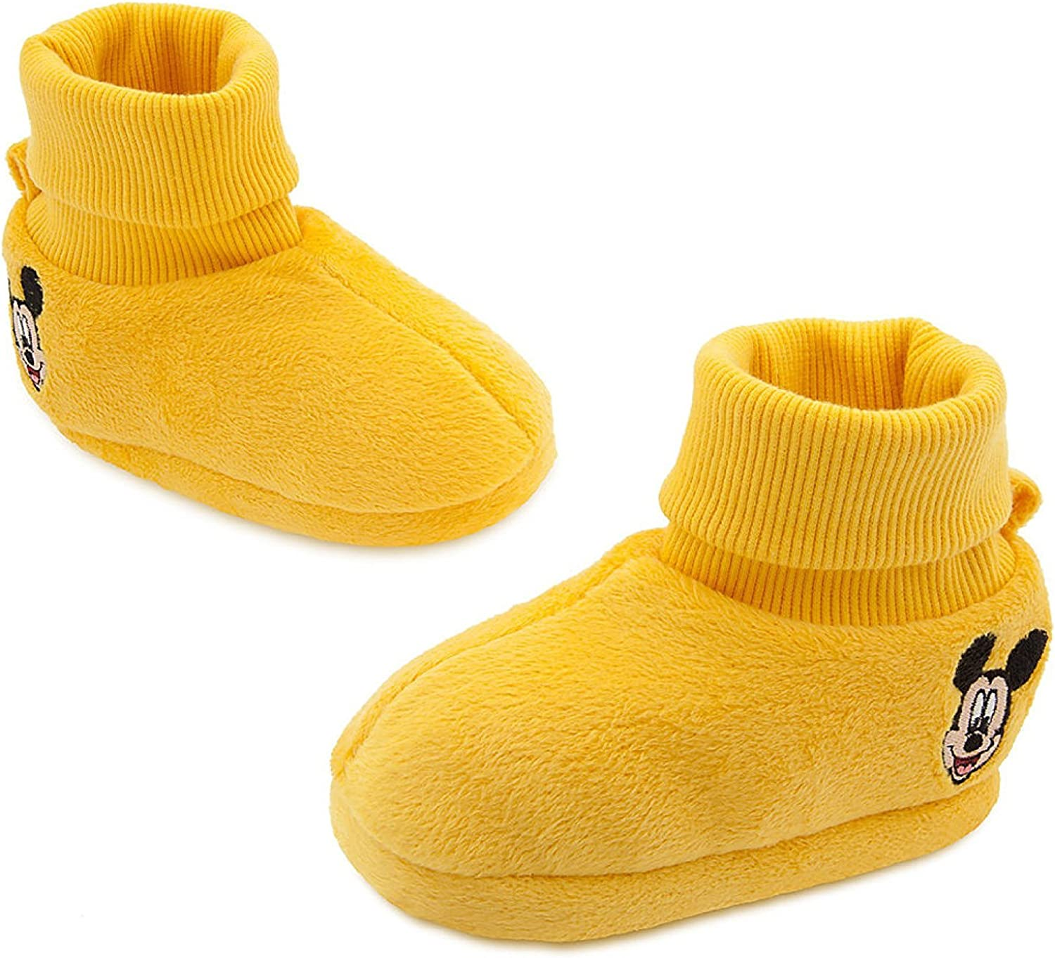 amazon com disney store mickey mouse on with the shoe yellow costume shoes for baby clothing disney store mickey mouse on with the shoe yellow costume shoes for baby