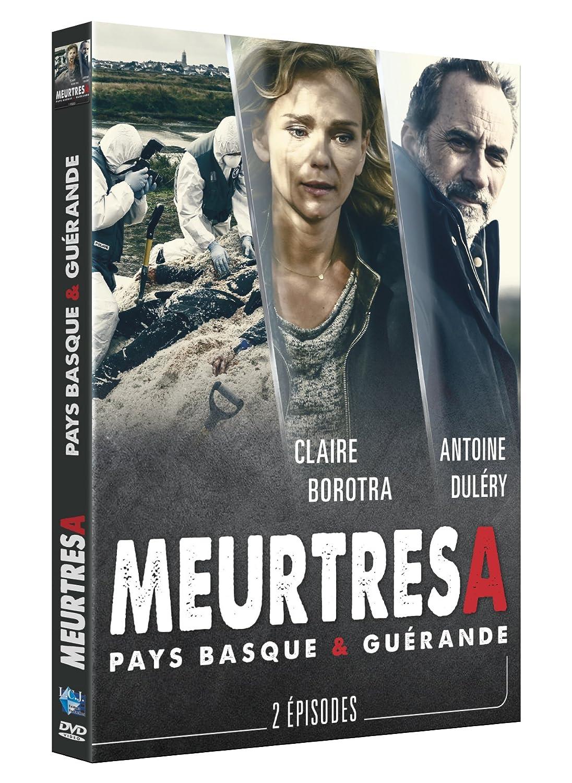 Meurtres à : Pays Basque & Guérande [Francia] [DVD]