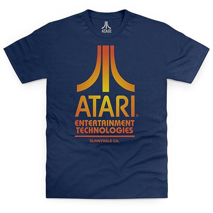 Official Atari Entertainment Camiseta 8d4c7adf5bb