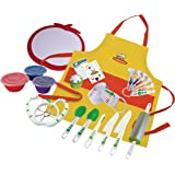 Curious Chef 25 PC. Kitchen Basics Kit, , Green