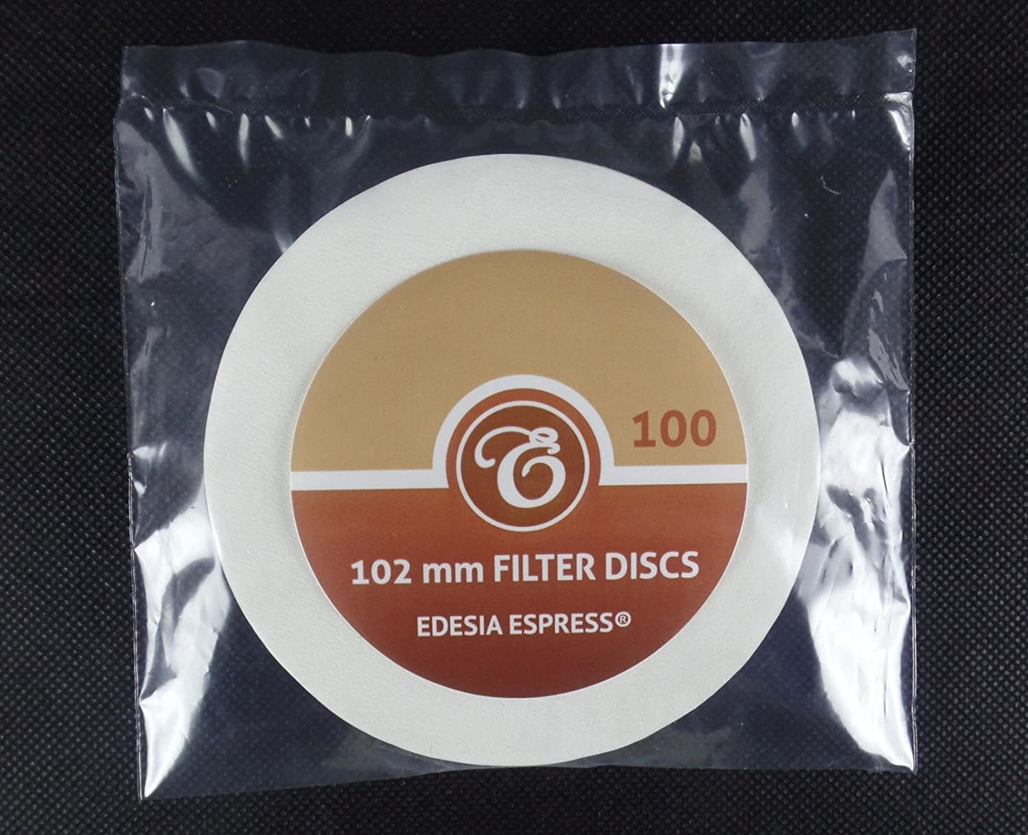 100 Filters Paper Discs For Espro Travel Press By Edesia Espress Hario Filter Vcf 02 100mk Kitchen Home