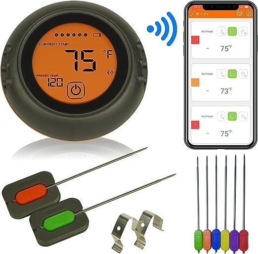 Backyard Grill Wireless Grilling Thermometer - BACKYARD HOME