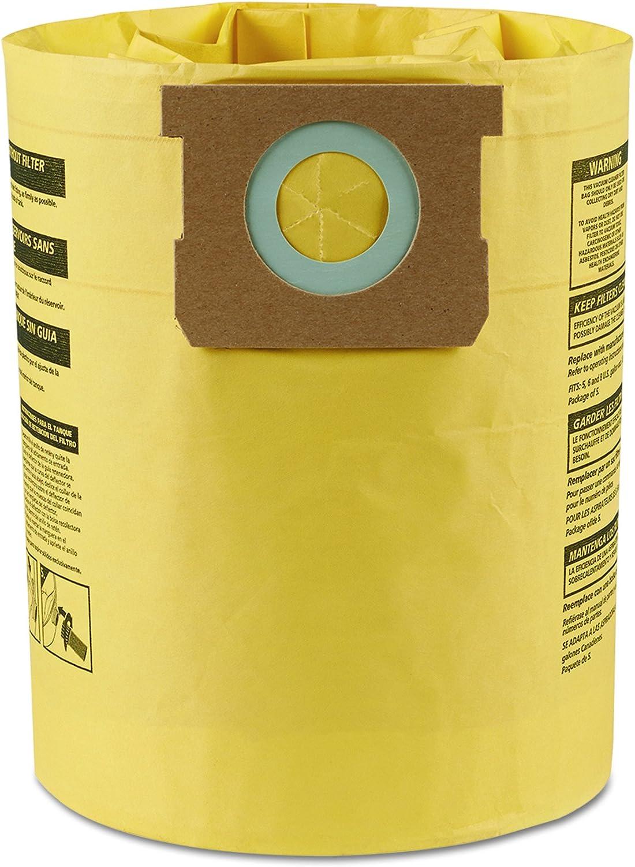 Efficient Garbage Disposal Vacuum Cleaner Part Dust Paper Bag Filter Bag