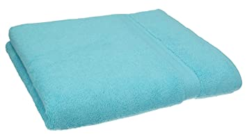 BETZ Toalla de Lavabo Premium 50x100cm 100% algodón Color Turquesa