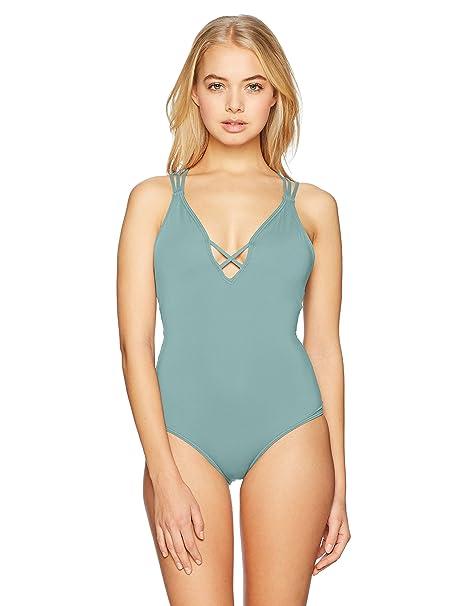 6499c2cbe4 O Neill Women s Salt Water Solids One Piece Swimsuit