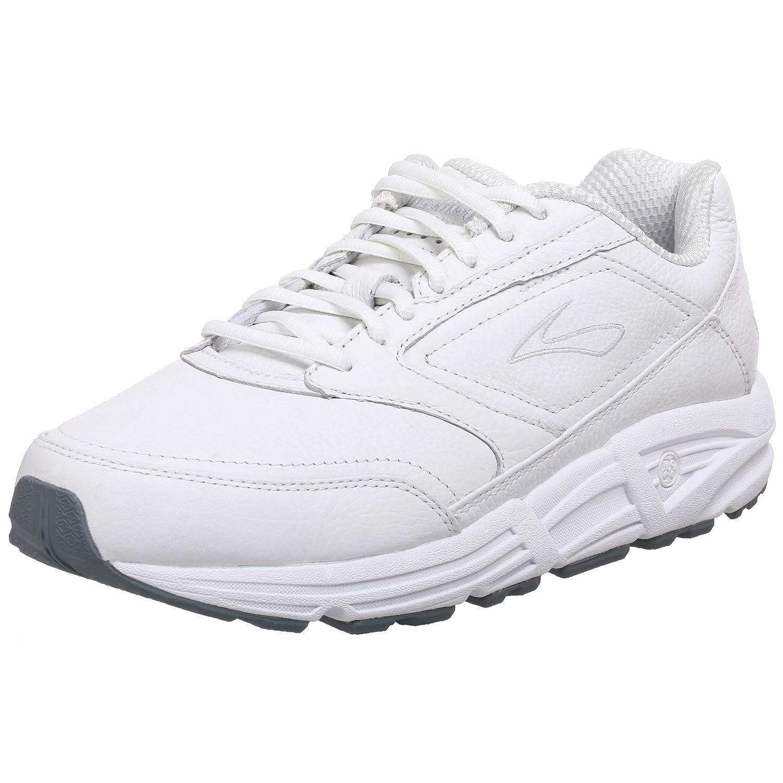 Brooks Men's Addiction Walker Walking Shoes 7 B|White