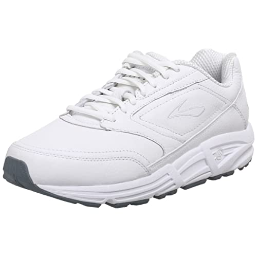 Zapatos blancos Brooks Addiction Walker para hombre 4hWFvjVU