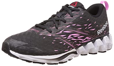 95ad998542a Image Unavailable. Image not available for. Colour  Reebok Women s Zig Kick  Sierra Black