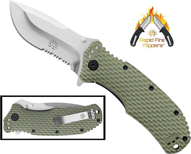 9. Off-Grid Knives - OG-220S
