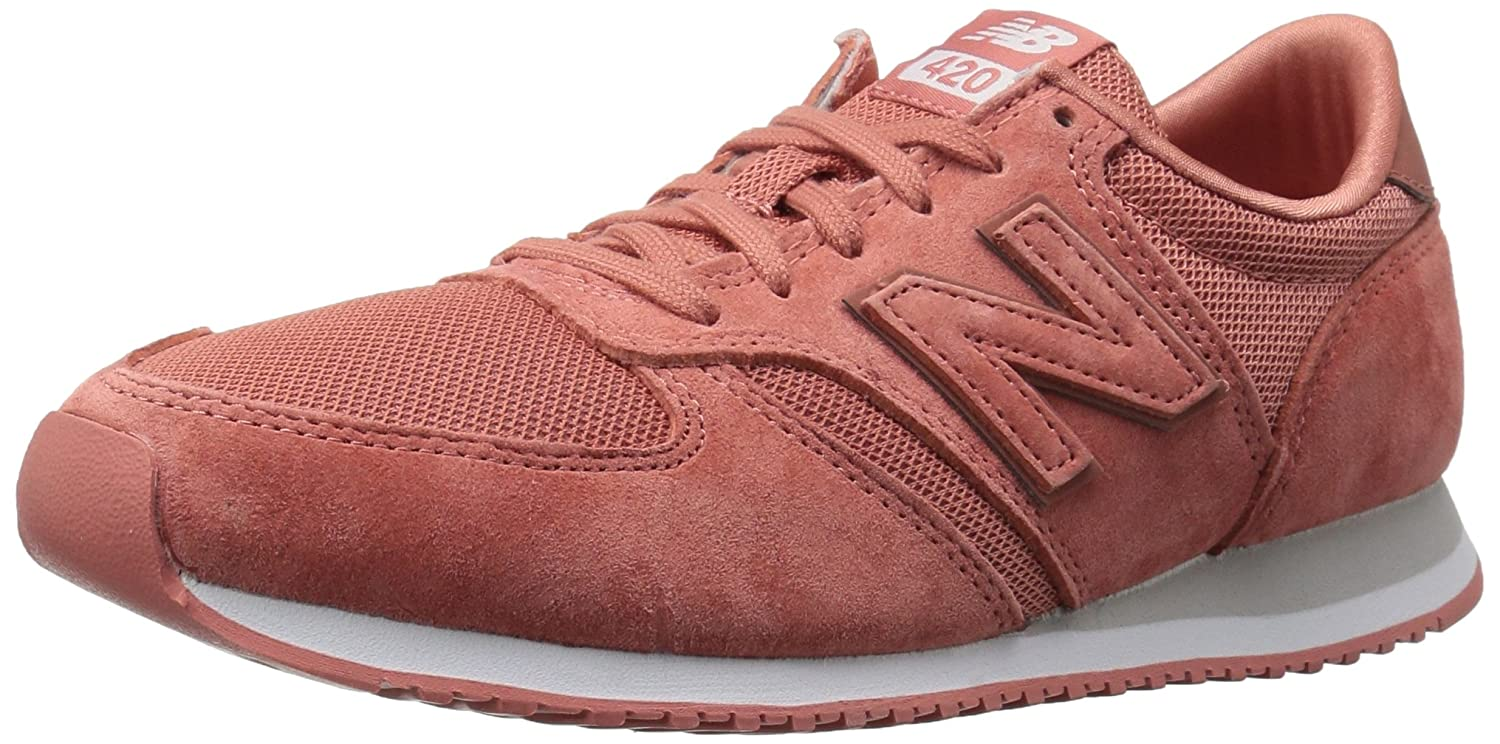 New Balance Women's 420v1 Lifestyle Sneaker B01N5J5B8A 7.5 B(M) US|Copper Rose