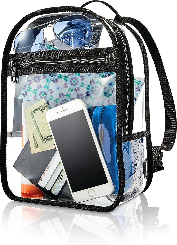 Samsonite Go Clear Backpack Clear