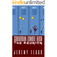 Suburban Zombie High: The Reunion book cover