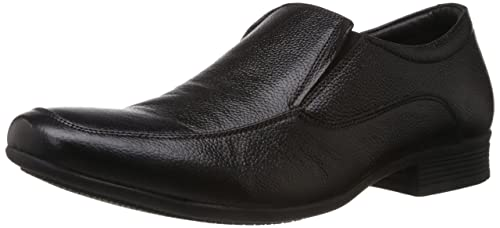 Hush Puppies Men's Leather Loafers and Mocassins Men's Loafers & Moccasins at amazon