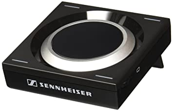 Sennheiser GSX 1000 Gaming Audio Amplifier - Black/Red