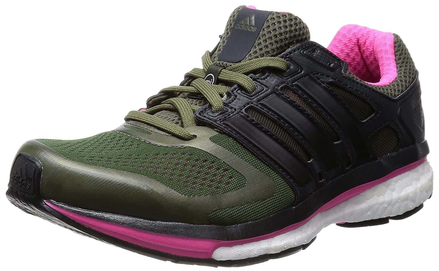 9867432f85177 adidas Women s s Supernova Glide 6 W Running Shoes  Amazon.co.uk  Shoes    Bags