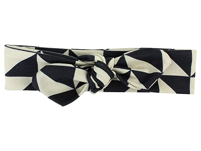 Amazon.com  Black and Stone Baby Top Knot Headband Toddler Knotted Headband  Adult Top Knot Headband Tribal Top Knot Headband  Handmade d26c5956af8