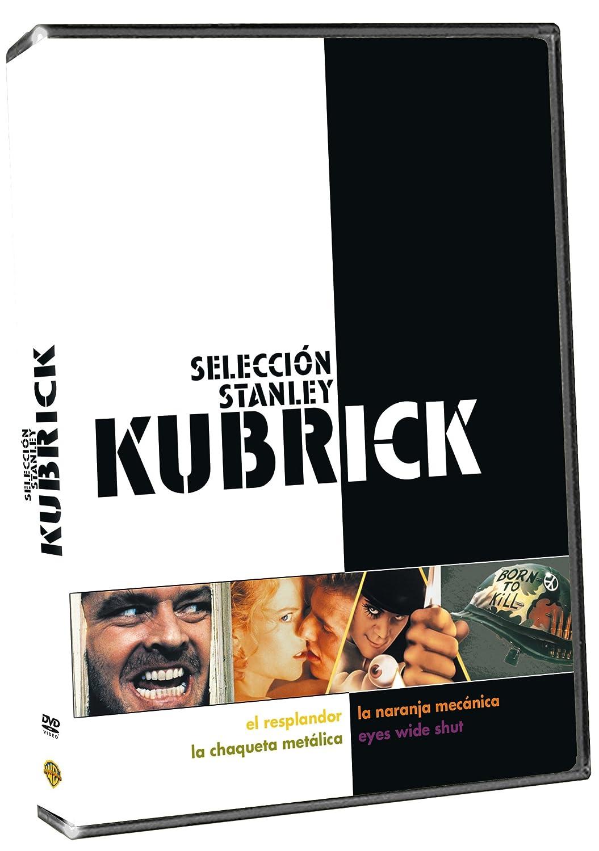 Pack: Stanley Kubrick Eyes Wide Shut/ La Chaqueta Metálica ...