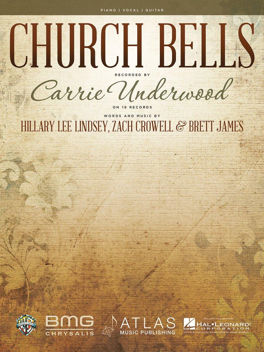 Amazon Carrie Underwood Church Bells Sheet Music Single