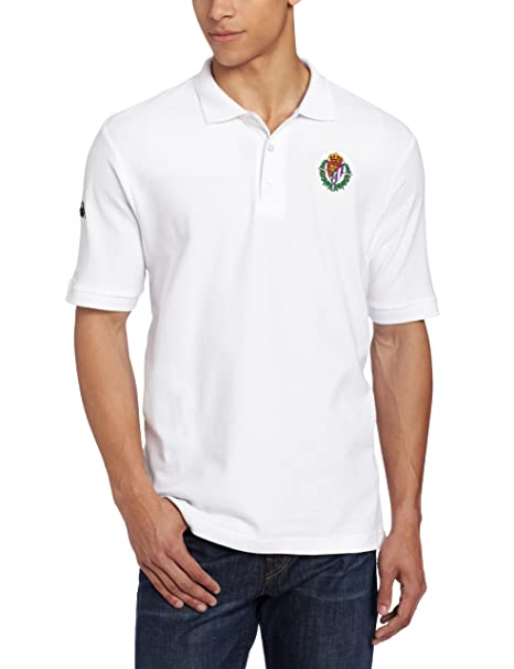 Amazon.com: Kappa para hombre Real Valladolid polo Tee: Clothing