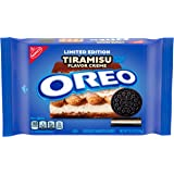 Oreo Chocolate Sandwich Cookies, Tiramisu Flavored Creme, Limited Edition, 1 Pack (12.2 Oz.), 1Count