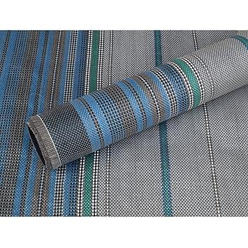 Dunkel-Grau Zeltteppich 300x450 Vorzeltteppich Campingteppich Zeltboden Vorzelt