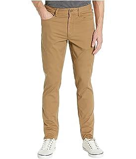 VINEYARD VINES Men's Coral Cotton Flat Front Slim Fit Club Pants 34x32