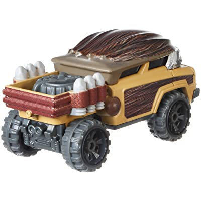 Hot Wheels Chewbacca Vehicle: Toys & Games