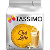 Tassimo Chai Latte 8 T-Discs, (Pack of 5, Total 40 T DISCs) 40 Servings