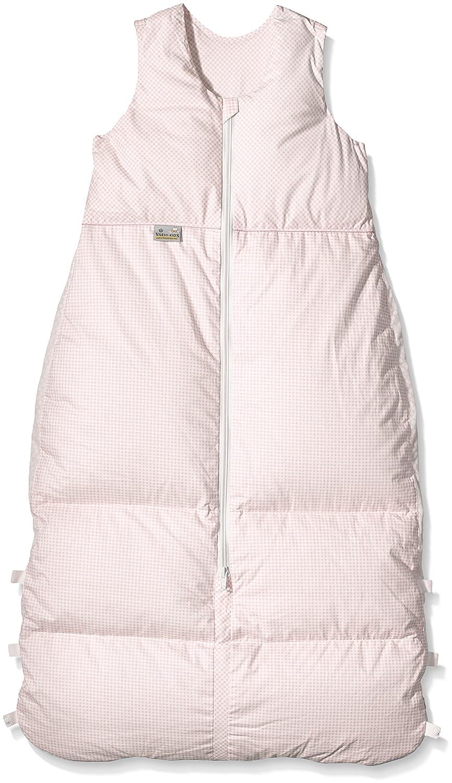 azur /älter 24 Monate Alterskl 130 cm Premium Daunenschlafsack l/ängenverstellbar