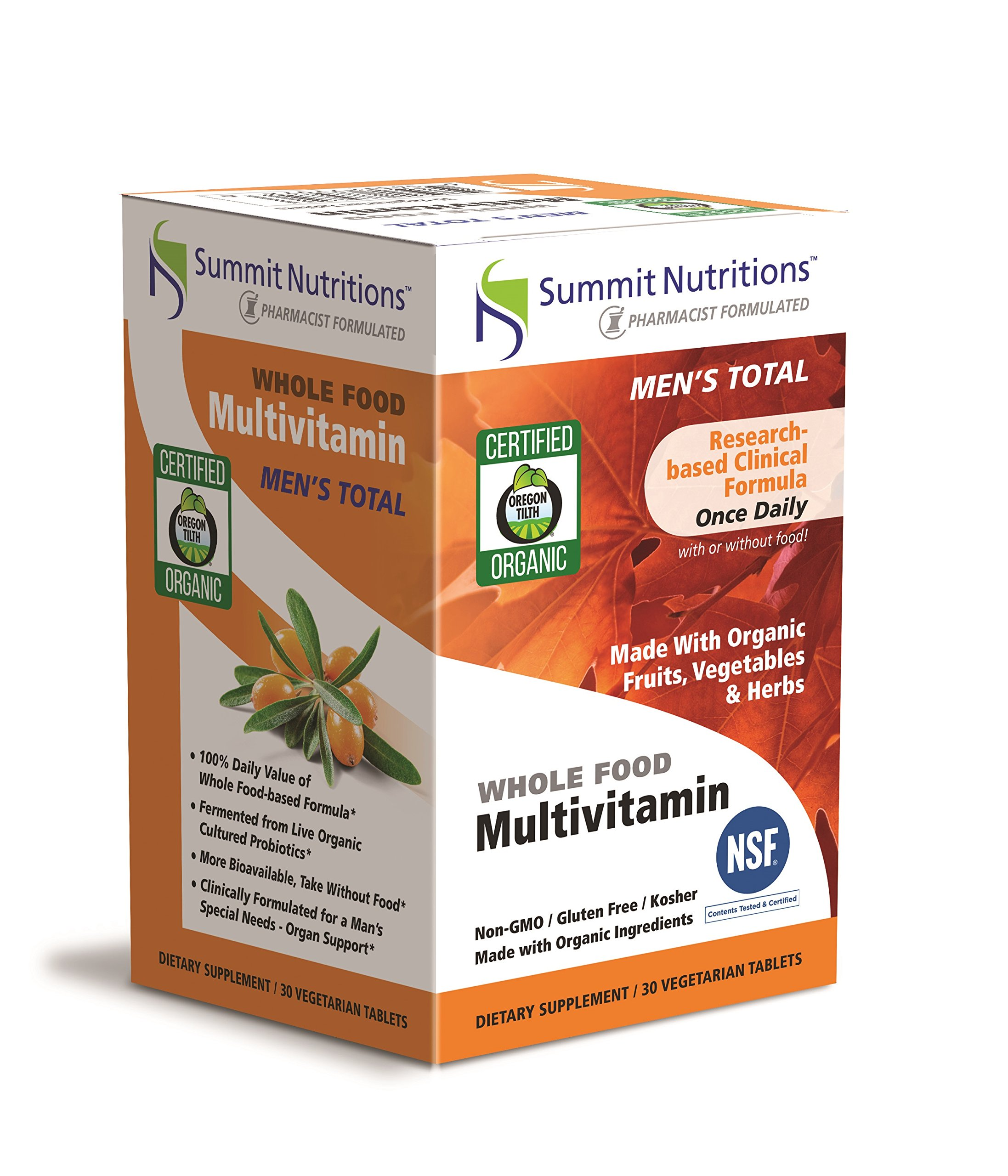 Amazon Summit Nutritions Vitamins Supplements Mens Organic