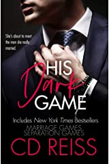 His Dark Game: The Complete Games Duet Kindle Edition