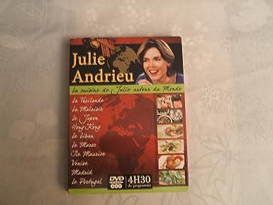 Amazon Com Julie Andrieu La Cuisine Autour Du Monde Balasy