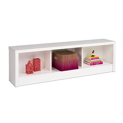 Merveilleux Amazon.com: Prepac REP 228 Wubd 0500 1 Calla Storage Bench, King, White:  Kitchen U0026 Dining