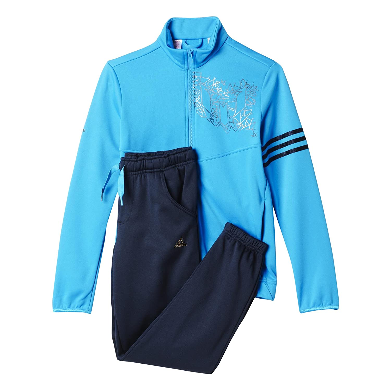 Adidas YB M KN TS CH - Chándal para Hombre, Color Azul Marino/Azul ...