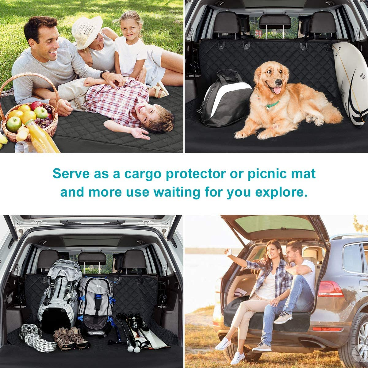 ANKII Dog Cargo Cover Liner