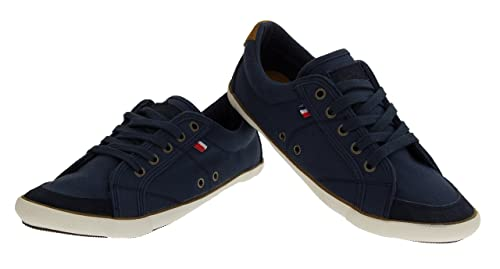 5cba1681733ad Footwear Studio Lloyd & Pryce Womens Navy Blue Casual Summer Trainers UK 4:  Amazon.co.uk: Shoes & Bags