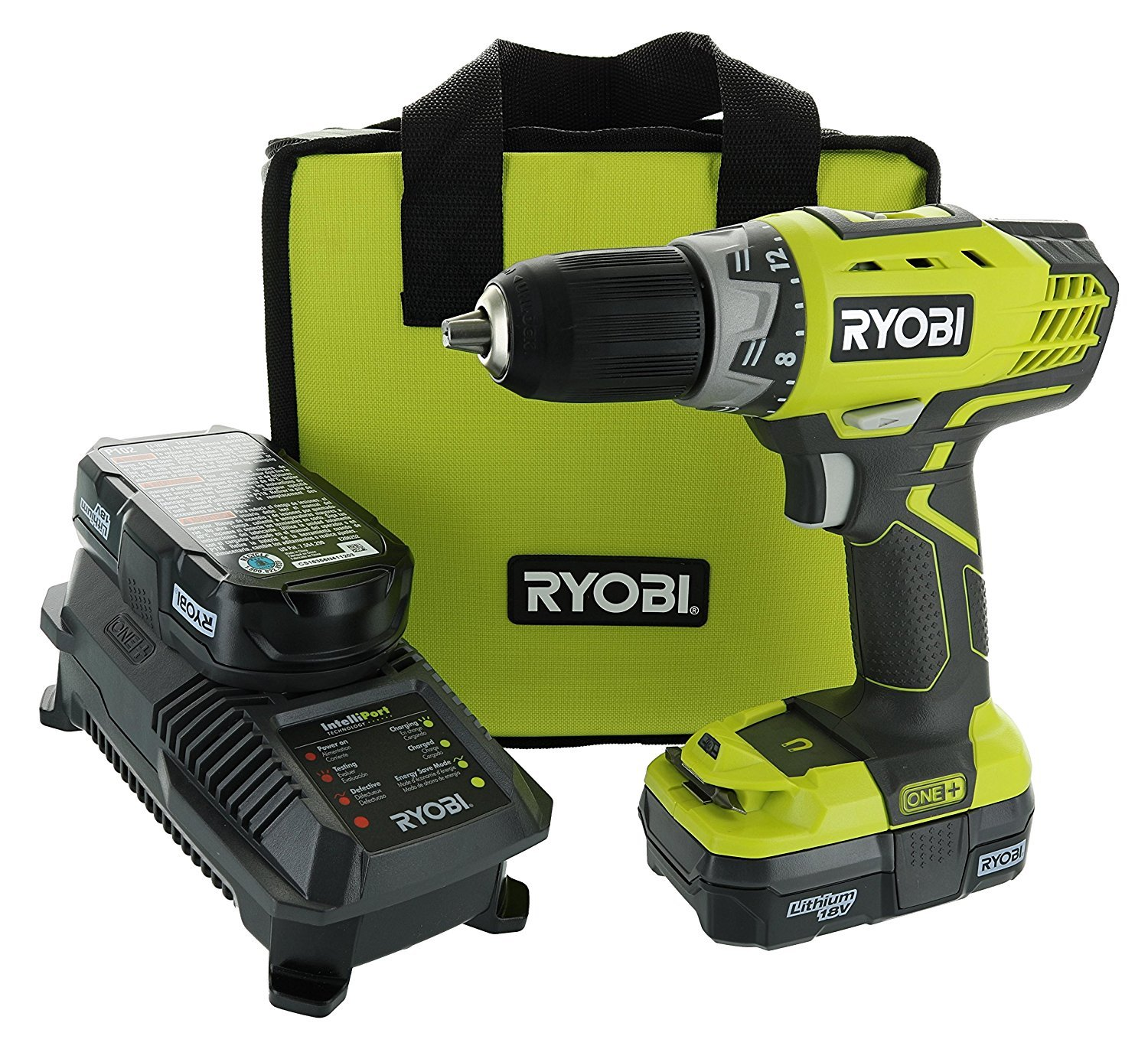 Ryobi P1811 One+ Compact Drill Black Friday Deals 2020
