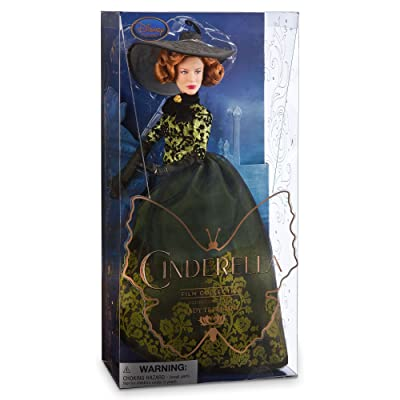 "Disney Princess Cinderella Film Collection Lady Tremaine Exclusive 11"" Doll [Live Action Version]: Toys & Games"