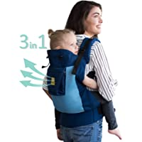 LILLEbaby 3 in 1 CarryOn Toddler Carrier (Multi Color)