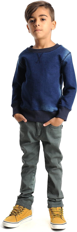 Appaman Nova Sweatshirt in Ensign Blue