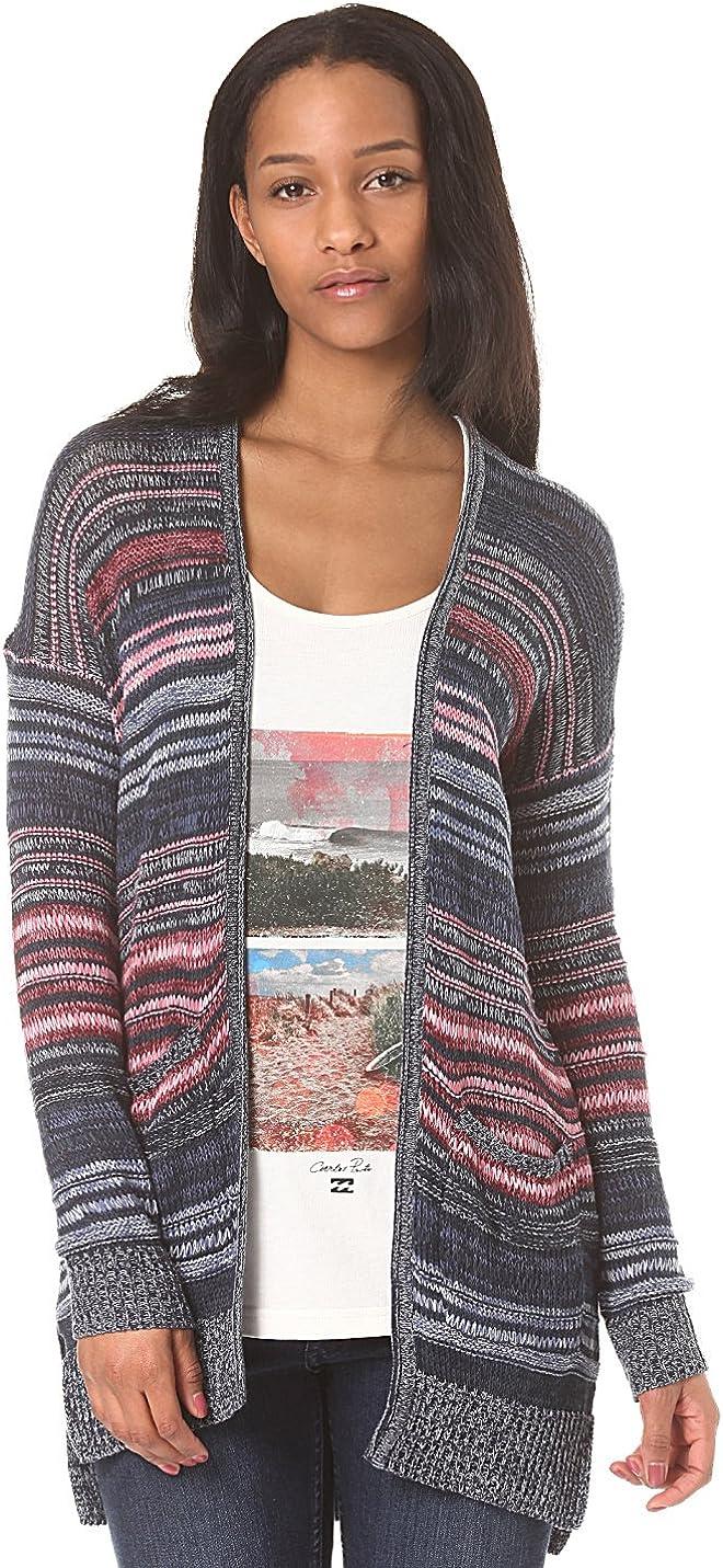 BILLABONG Sweater a Rayas Mujer.