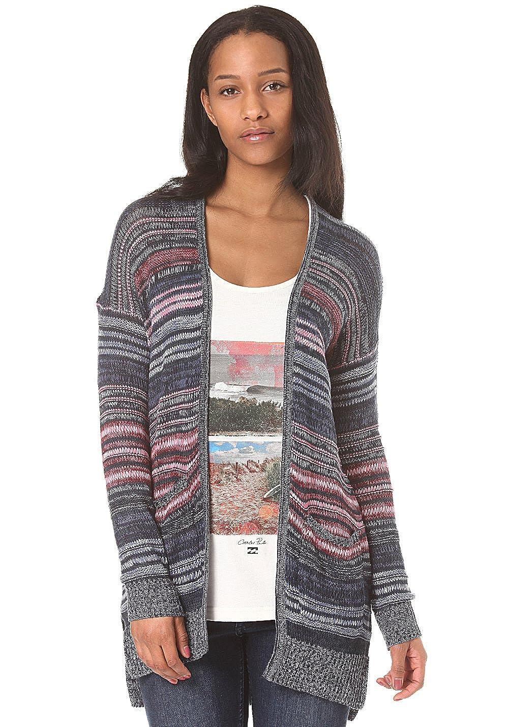 TALLA S. BILLABONG Sweater a Rayas Mujer.