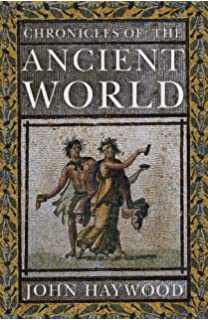 the ancient world a complete guide to the great civilizations from egypt and sumer to the romans and the incas