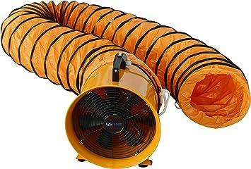 """Extraction Fan Clarke CAM300B 12/"""" Ventilation Fan"""
