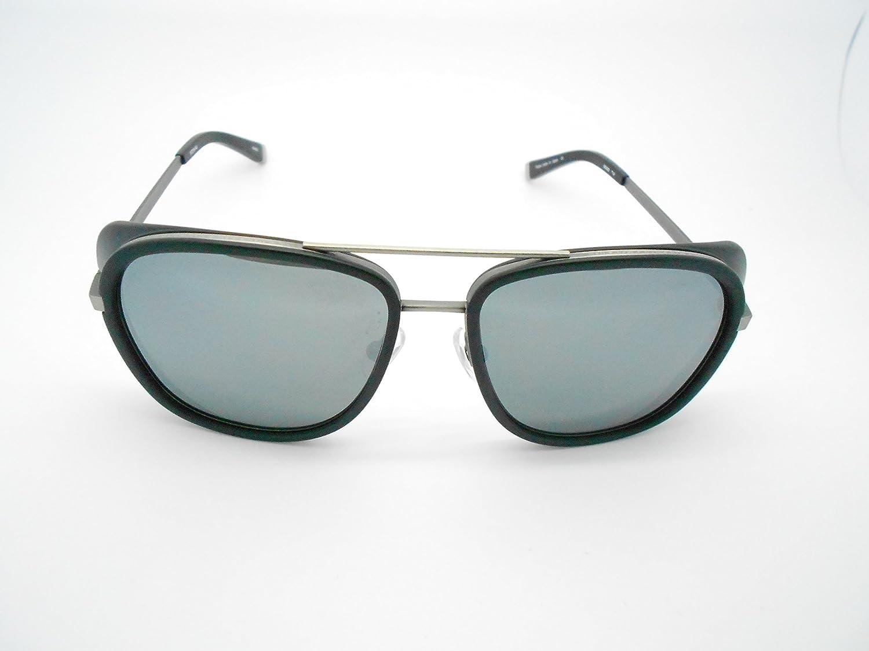 Amazon.com: Matsuda M3023 Iron Man Negro anteojos de sol con ...