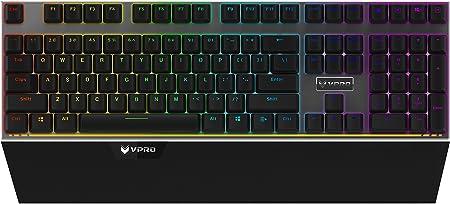Rapoo Vpro V720s Mechanische Gaming Tastatur Mit Elektronik