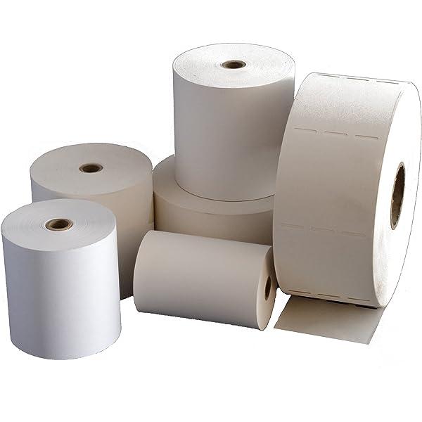 Thermal Paper Receipt Till Rolls 57mm x 40mm Spire M4230 M4240
