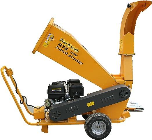 Amazon.com: pk-gts1500e funciona con Gas cortador de madera ...